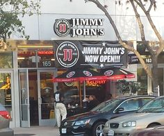 SEPT 2014 - Jimmy John's Data Breach: Full List Of Shops Where Credit Card Information Was Hacked ... The potential breach affected 216 stores in 17 states. A full list of the impacted stores and dates of the breaches can be found below: