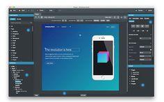 Bootstrap Studio è una potente applicazione desktop per la progettazione e lo sviluppo siti web.