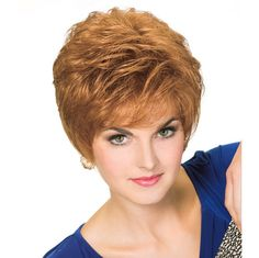 Effortless Wig - Re-invented sophistication! Elegance is effortless in this contemporary style. Find this style & more @ thewigcompany.com