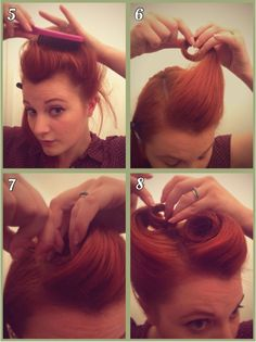 It's time for part two of this weeks hair tutorials and we're looking at the iconic Victory Rolls.  Perhaps one of the most easily recognisa...
