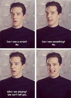 Lol poor Benedict
