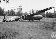 Horsa Glider Normandy 1944 (US Army Markings)