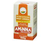 Mix para Bolo de Laranja - Aminna Sem Glúten
