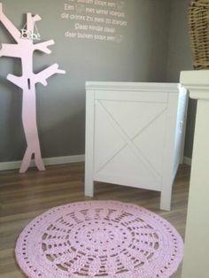 16 Beste Afbeeldingen Van Vloerkleed Baby Room Crochet Carpet En