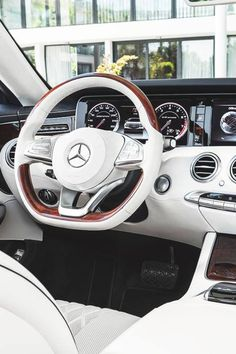 Mercedes-Benz S 500 Cabriolet ( Full Throttle Auto Carros Mercedes Benz, Mercedes Benz Autos, S500 Mercedes, Benz Suv, Mercedes Sport, Maserati, Automobile, Car Goals, Luxury Sports Cars