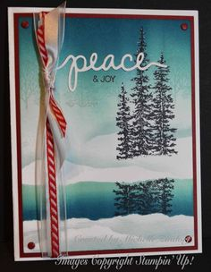 Splitcoaststampers FOOGallery - Peace & Joy Christmas - MZ