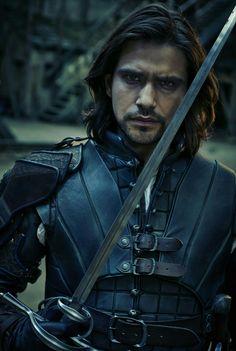 D'Artagnan / Luke Pasqualino
