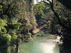 Takachiho Ravine Takachiho, Kyushu, Japanese, River, Island, Outdoor, Outdoors, Japanese Language, Islands