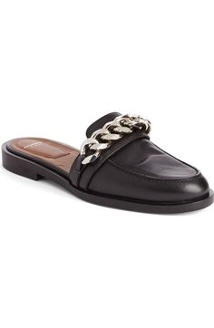 33f9d8c01d0 Givenchy Chain Strap Loafer Mule (Women)