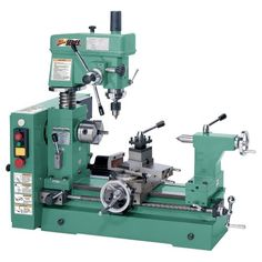 Grizzly G4015Z Combo Lathe/Mill Grizzly http://www.amazon.com/dp/B0000DD25P/ref=cm_sw_r_pi_dp_db08tb0C143PW