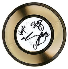Deftones - Alternative Metal Band - Authentic Autographed Gold Record JG Autographs, Inc. http://www.amazon.com/dp/B018URXN58/ref=cm_sw_r_pi_dp_TGnzwb0VQNPSK
