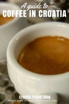 For them boys😂things to do in Croatia_Ordering Coffee | Croatia Travel Blog