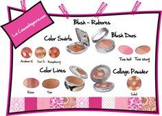 Blush - Robores de La Cosmetiquera.com