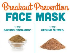 9 DIY Face-Mask Hacks That'll Clear Up Acne and Give You Flawless Skin