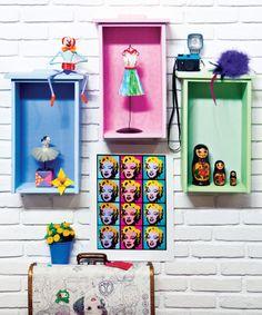 Reciclagem de gavetas / DIY, craft