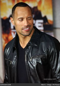 Dwayne Johnson  - #1 - my TRUE LOVE