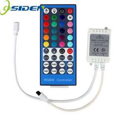 OSIDEN 40Key Strip RGBW/RGBWW SMD 5050 LED Strip Light Conntroller DC 12V-24V 6A IR Infrared Remote Controller Dimmer 20 Colors