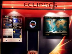 What causes eclipses? This interactive exhibit will prepare you to see and understand one of nature's greatest phenomena.