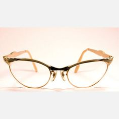 Frames Cat Eye Light Gold now featured on Fab.