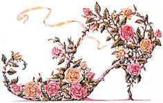 Antique Passion-Láminas Antiguas,Vintage,Retro...y manualidades varias: zapatos