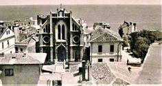 Sinagoga Sefarda din Constanta in perioada WW2 @fb Constanta Old Memories