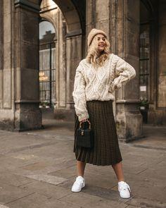 Midi Skirt, Normcore, Autumn, Skirts, Style, Fashion, Swag, Moda, Skirt