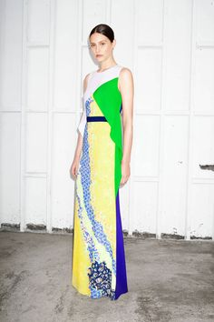 Peter Pilotto Resort 2015. See all the best looks here.