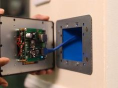 """7"""" Wallpad: The Open Source Modular Touch Computer. ARM based open source platform for building IoT devices such as home automation and smart appliances. Supports PoE, Linux, and Android. On Kickstarter."""