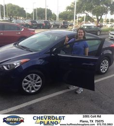 #HappyBirthday to Andrea from John Clarke at Huffines Chevrolet Plano!  https://deliverymaxx.com/DealerReviews.aspx?DealerCode=NMCL  #HappyBirthday #HuffinesChevroletPlano