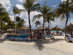 Palm Beach, Aruba - at the Radisson Hotel