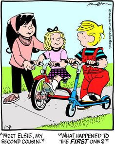 Dennis the Menace « ArcaMax Publishing