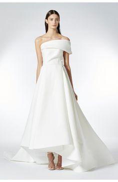 Forever One Shoulder Gown | Maticevski Bridal | tonimaticevski.com