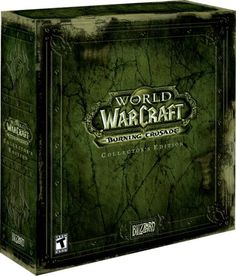 Some World of Warcraft Players are into the business of buying WoW Collector's Edition Boxed Sets and then selling those same WoW CE Sets at a...