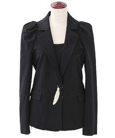 DRESSCAMP Lady's テーラードジャケット 09ブラック