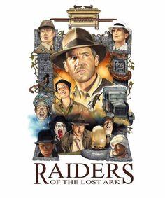 #IndianaJones_RaidersOfTheLostArk (1981)