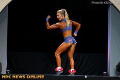 Kristine Duba – 2016 Arnold Classic South Africa