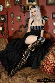 Steampunk Fashion Kato
