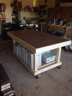 Torsion Box Assembly Table - Imgur
