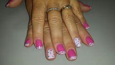 Pink and poka dots!