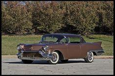 1957 Cadillac Eldorado Seville Coupe 365/300 HP, Automatic  Kissimmee 2014, #WhereTheCarsAre January 17-26, 2014
