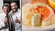 LOBSTER TAILS WITH ITALIAN-SPICED BUTTER | Watch the video - Yahoo! Screen