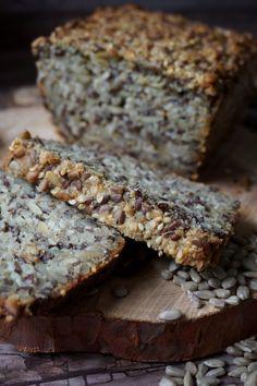 Chleb samo ziarno (bez mąki)