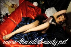 The Call of Beauty: Extreme Make Up: Pin Up