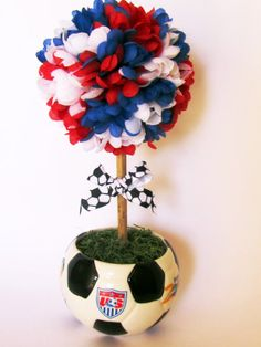 World  cup 2014 gift  Father's Day Gift  Soccer by VioletCreationz, $35.00