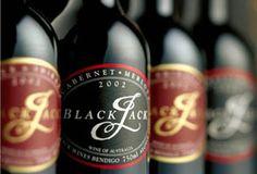 Blackjack is Red Wineries, Victoria, Drinks, Bottle, Red, Drinking, Wine Cellars, Beverages, Flask
