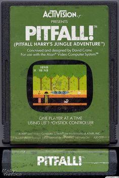 My favorite Atari game!!