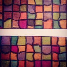 Stained Glass, Personal Style, Pencil, Ink, Instagram, Stained Glass Windows, Stained Glass Panels, Colored Glass, Ink Art