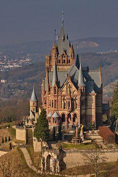 Drachenburg 4208   Flickr - Photo Sharing!