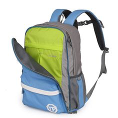 Men Women Dual-Use Light Weight Casual Backpack Laptop Student School Backpack  Worldwide delivery. Original best quality product for 70% of it's real price. Hurry up, buying it is extra profitable, because we have good production sources. 1 day products dispatch from warehouse. Fast &...