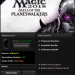 Download free online Game Hack Cheats Tool Facebook Or Mobile Games key or generator for programs all for free download just get on the Mirror links,Magic 2015 Hack Tool Free Download Experience the world's best strategy game with Magic 2015—Duels of the Planeswalkers! Hunt bigger game in this all new...